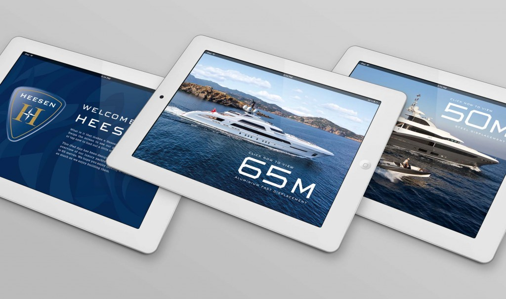 3 iPads